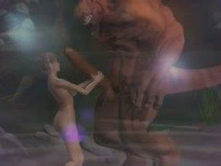 Hentai σεξ 3d fantasy με demons 2