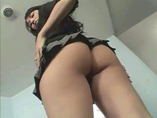Сексуальна азіатська підліток leilani іграшки з її chuf