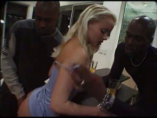 blondit, anaali-, rotujenvälinen