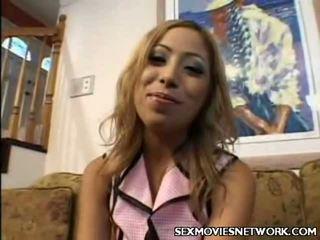 Latin Chick Pornstar Kat Pussy Pounded