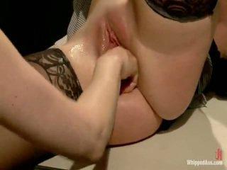 lesbiešu seksu, iesniegšana, verdzība sex