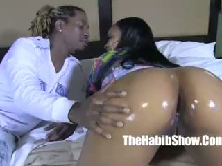 She too sexy redboned lusty red phat booty fucked by king kreme
