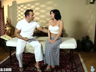 Trickyspa veronica avluv gets nat voor masseur