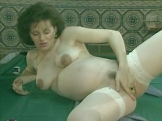 Hamil billard dan seks dengan memasukkan tangan perancis gaya: gratis porno ed