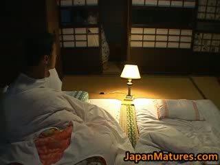 Chisato shouda frumos matura japonez