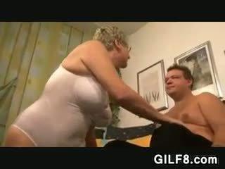 Europees oma wants een lul