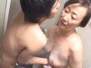 masturbándose, handjobs, cuarto de baño