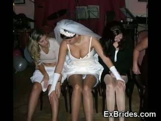 Sweet Brides or True Sluts?