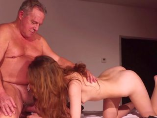 squirting, old + young