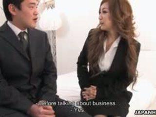 على الانترنت اليابانية, جديد اللسان سخونة, أنت فتاة جودة