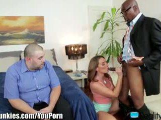 Savannah Fox Cuckold with Big Black Dick