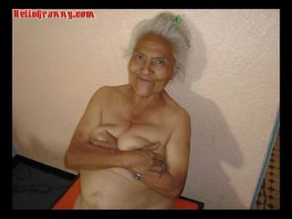 Hellogranny amateur latina pictures compilatie: hd porno 47
