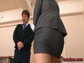 japoński, dziecko, interracial