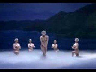 Verdorben nackt ballet
