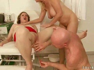 Hard urineren trio