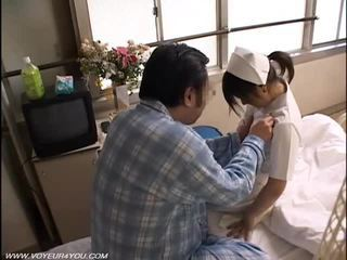 ليل واجب ممرضة جنس بصاصة