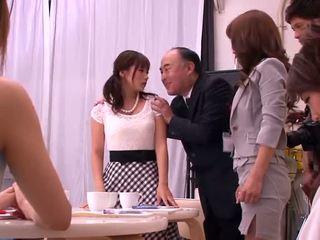 Akiho Yoshizawa, Mika Kayama And Yuma Asami Kinky Activity