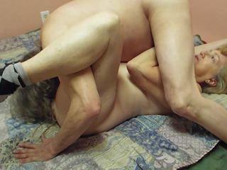 Old Freind: 69 & Granny HD Porn Video 85