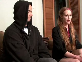Darby Daniels-Parole Officer Gets Knoc...