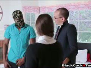 terhangat si rambut coklat dalam talian, sebenar blowjob, penuh antara kaum