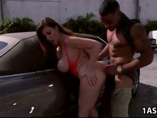 buah dada besar, pantat, pornstar
