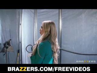 ideálny bozkávanie viac, menovitý brazzers, online výstrek online