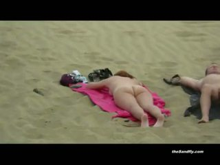 tits, voyeur, beach