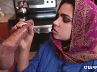 Middle eastern tugjob ada gives kafa ve gets ripped zor