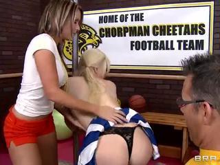 Big Tit Cheerleader Nude Videos