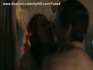 Lucy Lawless Nude in Spartacus. Compilation from all episodes