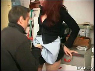 frëngjisht, threesomes, vjetër + rinj