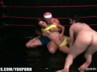 Jessica robbin and tessa lane make a great tag team