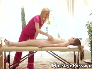Nothing Like a Massage that Turns into a Lovely Fuck.