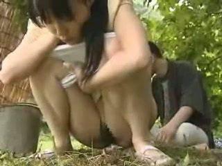 japanese, utendørs, asian