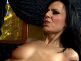 brunette, blowjob, hardcore