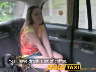 Faketaxi london túrista sucks és fucks mint egy pro