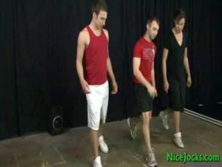 Astonishing jock гей трійця 13 по niceramrods