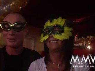 Mmv films duits swinger party