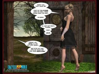3d komikss nymph 1