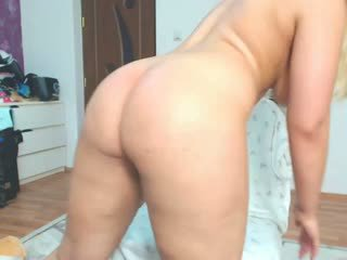 blondes, বড় butts