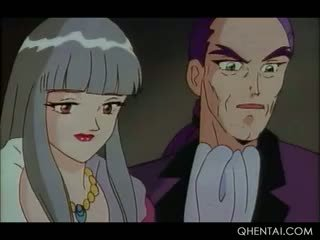 Hentai beauty vāvere fisted grūti līdz a tramp uz gangbang