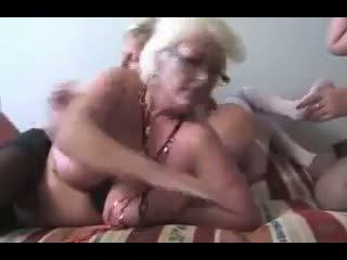 Küpseb orgia: tasuta granny porno video 95