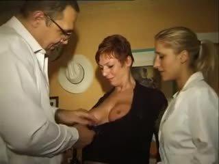 3 порно- гаряча зріла німецька swingers