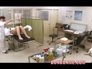 Obstetrics ja gynecology lääkäri perseestä hänen milf potilas 02