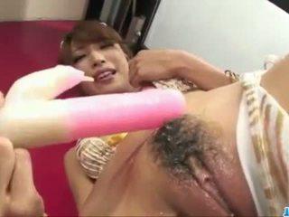 Édes aya sakuraba plays -val játékszerek -ban durva ways
