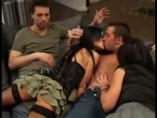 Elizabeth lawrence in pornostar trio