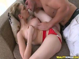 hardcore sex, pěkný zadek, pussy lízání