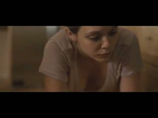 Elizabeth olsen ホット nude/sex シーン