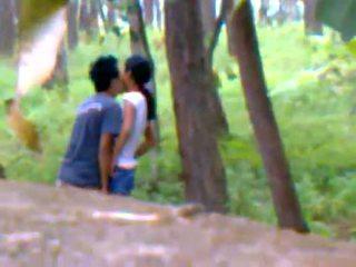 amature, namorada, ao ar livre