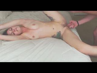 Girlfriend get Cummed on Tits, Free Girlfriend Tits Porn Video